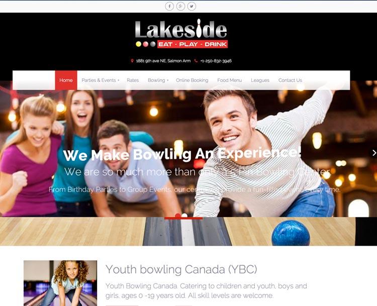 LakeSide Bowling