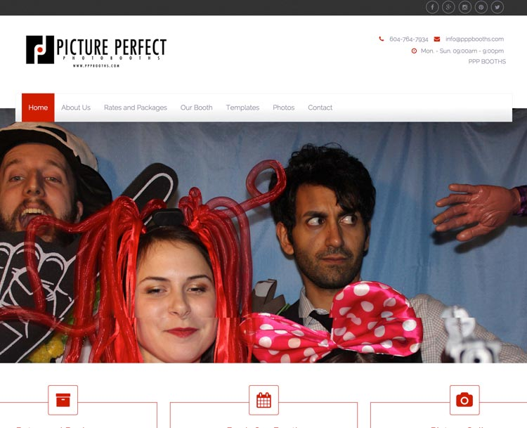 Picture Perfect Photobooths