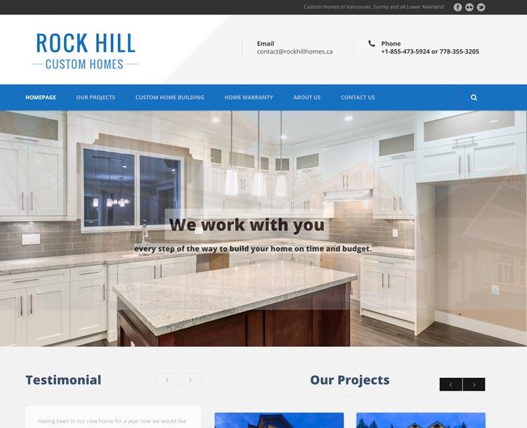 Rock Hill Custom Homes