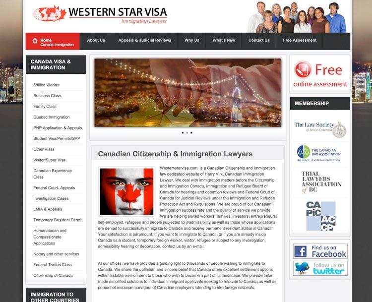 Westernstar Visa